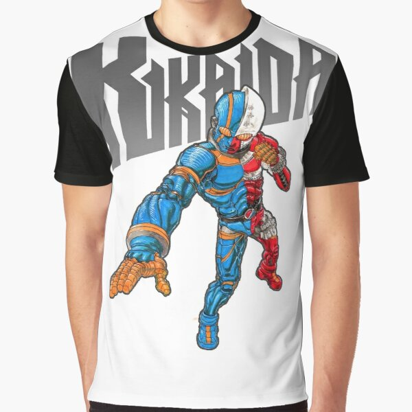 Kikaida Graphic T-Shirt
