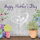 Garden for Mom by CobyLyn
