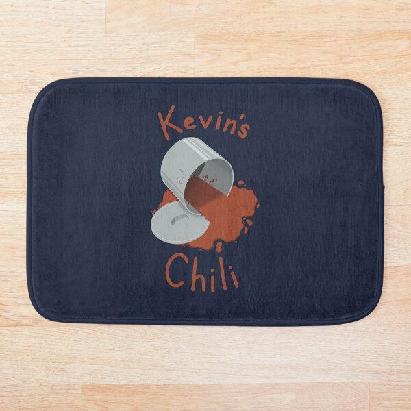 Kevin's famous chili Bath Mat