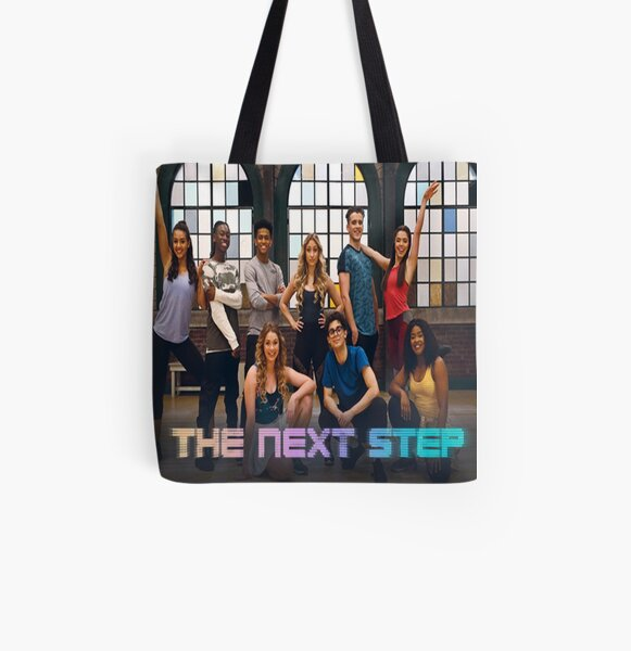 The Next Step All Over Print Tote Bag