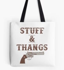 Stuff & Thangs Tote bag