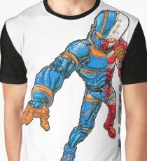 Kikaida Vert Graphic T-Shirt