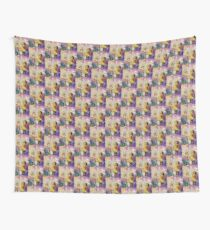 FUN IN BUBBLE LAND Wall Tapestry