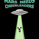 MARS NEEDS CHEERLEADERS by myacideyes