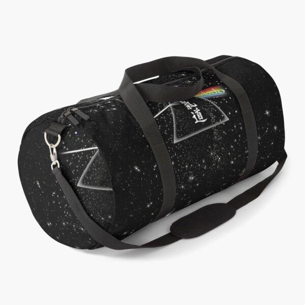 Aikido Cosmos - Dark Side of Light - Martial Arts Design Duffle Bag