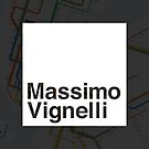 Massimo Vignelli by Atlas Designs