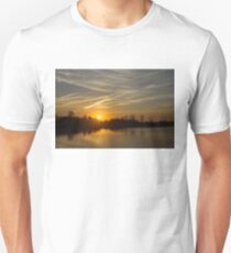 Cool Contrails and Sunshine T-Shirt