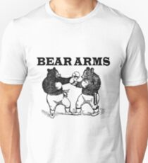 Bear Arms - A Right and a Left Unisex T-Shirt