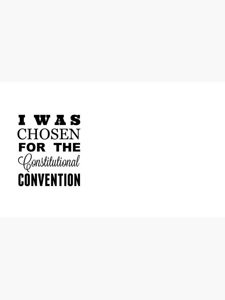 Fui elegido para la Convención Constitucional de 42AndAHalf