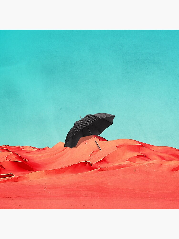 Oasis by sublimenation