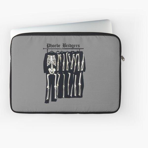 phoebe bridgers skeleton suits Laptop Sleeve