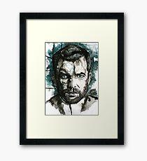 Peter Bishop Framed Print