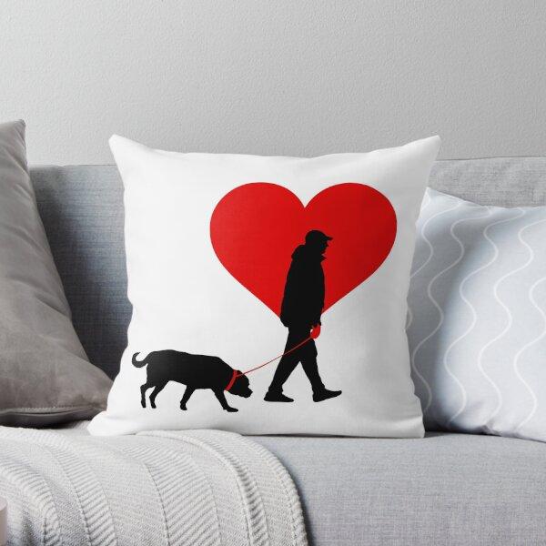 Adoption Hero Throw Pillow