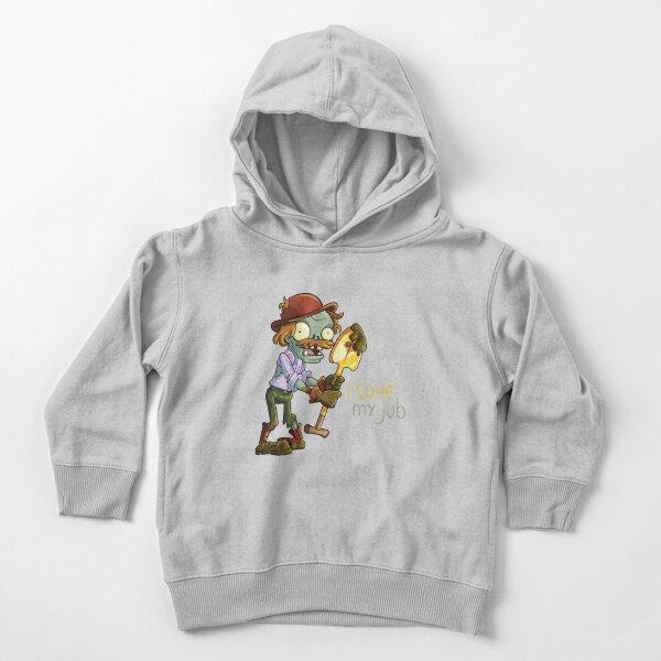 Plants Vs Hidend Kids Hooded Youth Sweatshirt Zombies Fashion Teen Hooded Sweater Black