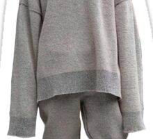 Yeezy Season 1: Ian Connor in Boucle Sweater Sticker