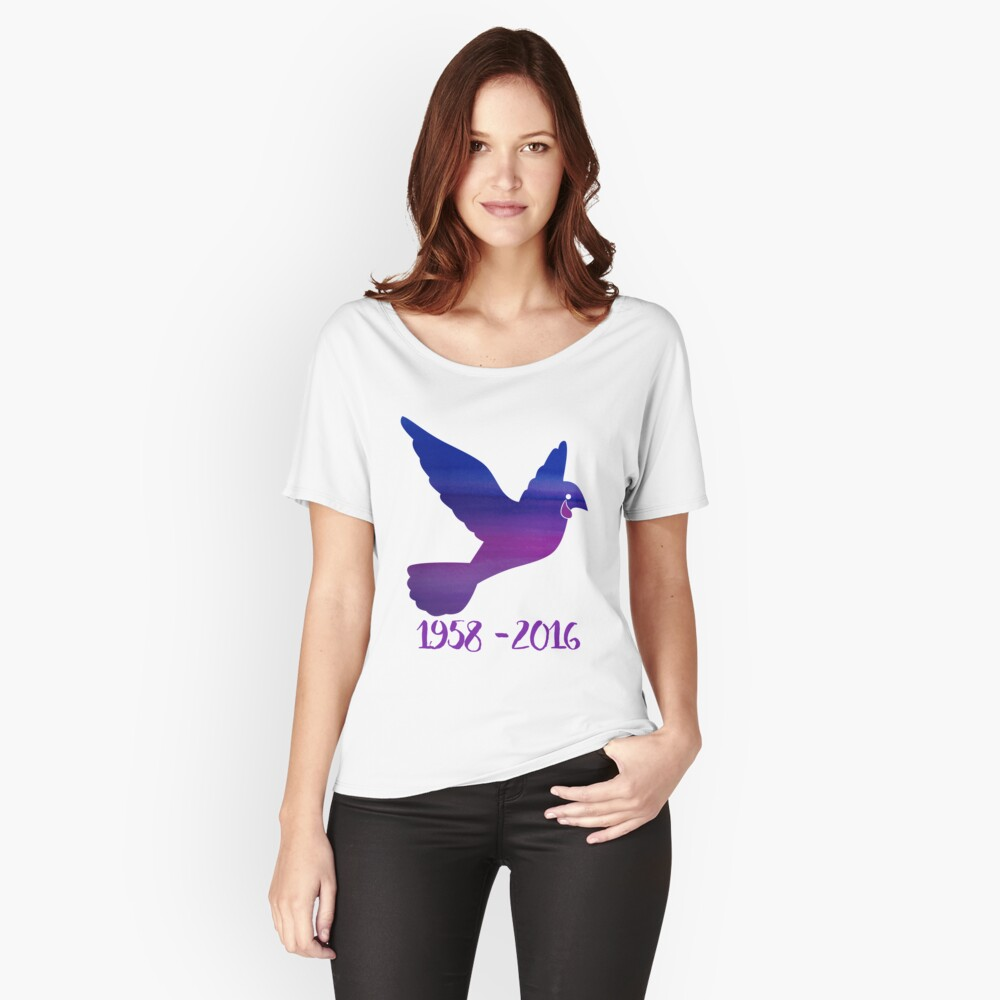 Doves Cry Relaxed Fit Ladies