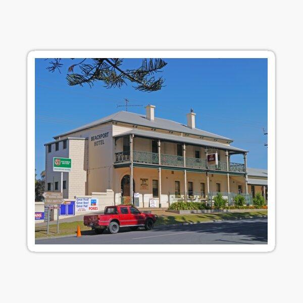 Beachport Hotel, Beachport, South Australia Sticker