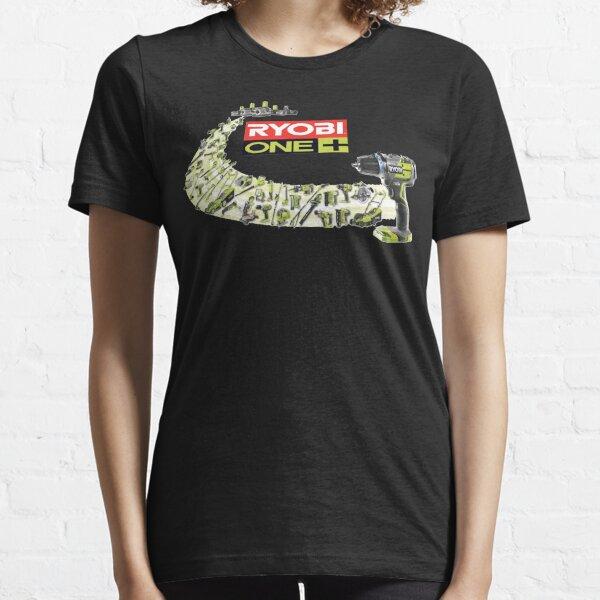 top powertool Essential T-Shirt