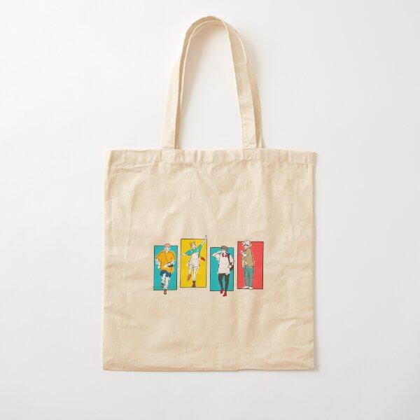 Jujutsu Kaisen ED Art Cotton Tote Bag