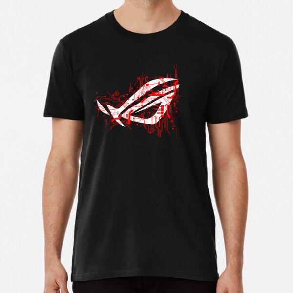 Asus Rog Gamer Premium T-Shirt