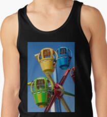 Fairground Ferris Ride Tank Top