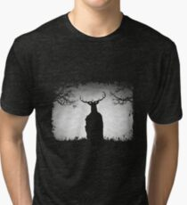 Herne The Hunter Appears Tri-blend T-Shirt