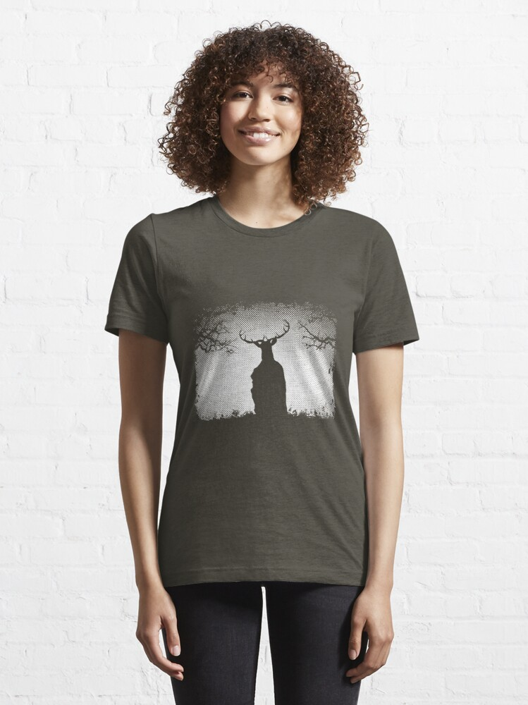 Alternate view of Herne The Hunter Appears Essential T-Shirt