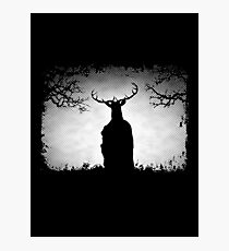 Herne The Hunter Appears Photographic Print