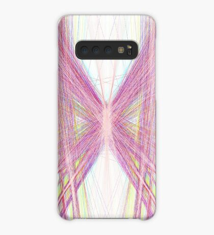 Linify Pink butterfly Case/Skin for Samsung Galaxy