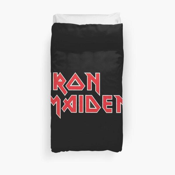 Best of Legend Metal Band Iron Maiden Band Logo  Duvet Cover