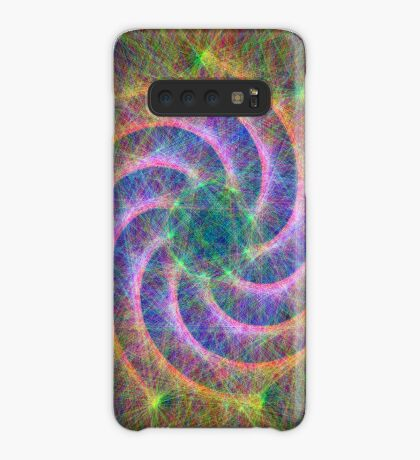 Optical lines Case/Skin for Samsung Galaxy