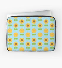 Kawaii Sunflowers Laptop Sleeve