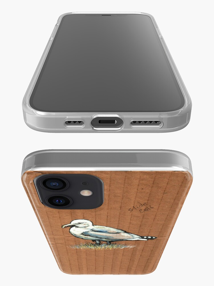 Alternate view of Gulls on Grass, #4 iPhone Case & Cover