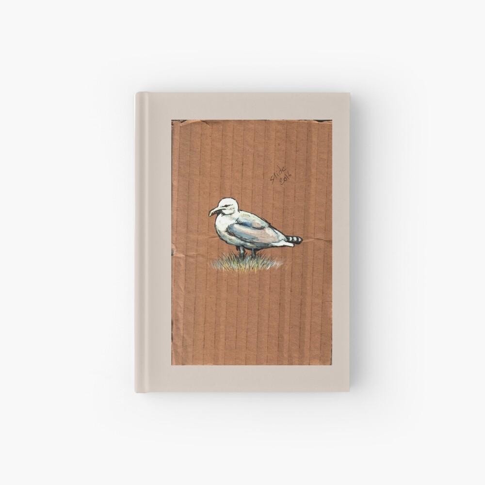 Gulls on Grass, #4 Hardcover Journal