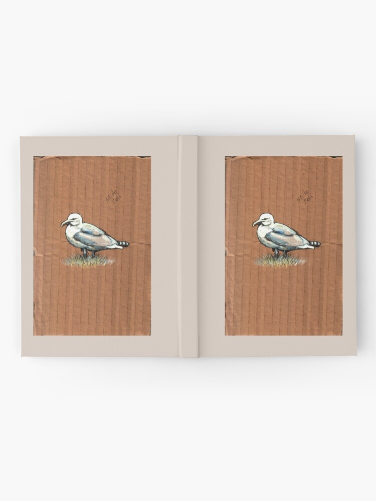 Alternate view of Gulls on Grass, #4 Hardcover Journal
