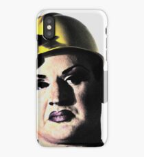 Butch Queen iPhone Case