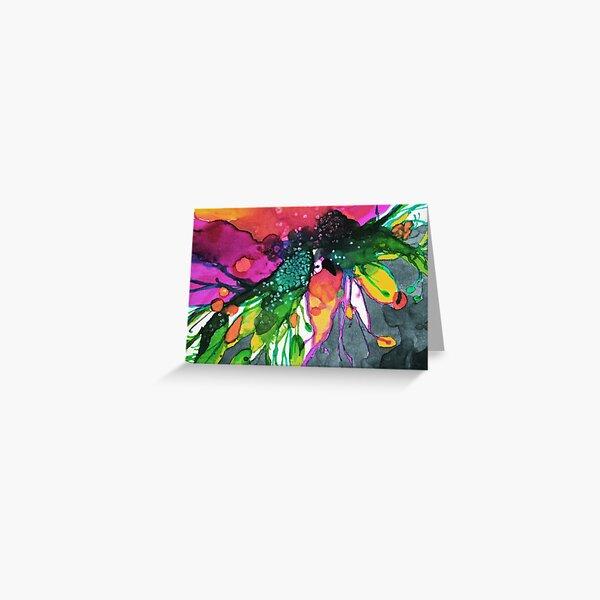 Eclosion 154 Carte de vœux