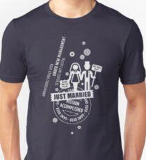 Hochzeit / Wedding / Mariage / Casamiento / Matrimonio (White) T-Shirt