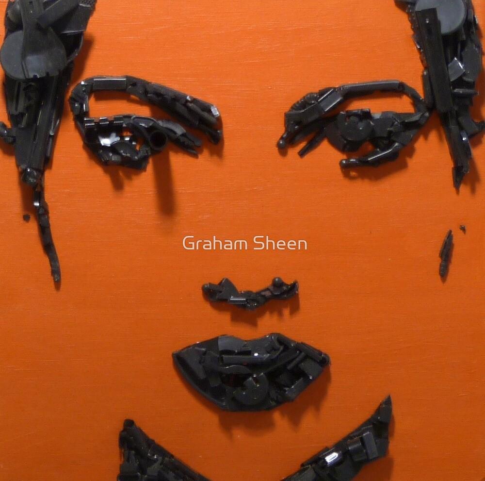 O-Girl by Graham Sheen