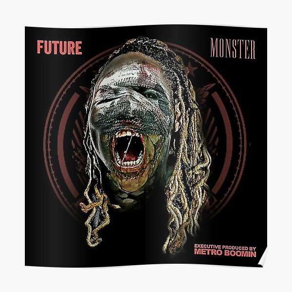 Cover Album from Future   Poster