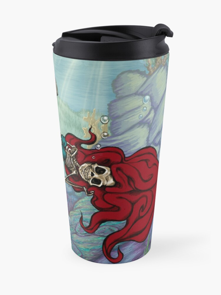 Alternate view of The Moment She Found Her Voice Travel Mug