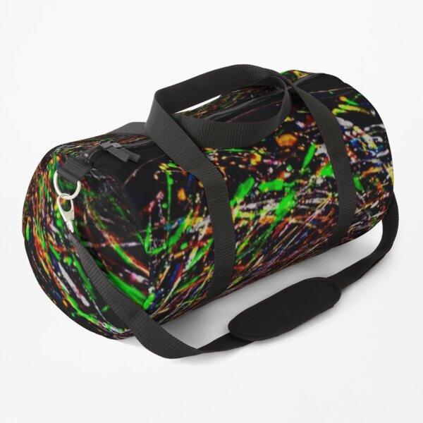 Gravity Visualized Physics Astrophysics Duffle Bag