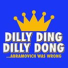 Leicester City - Dilly Ding Dilly Dong by Hoidy10