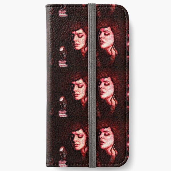 Gabby Young iPhone Wallet