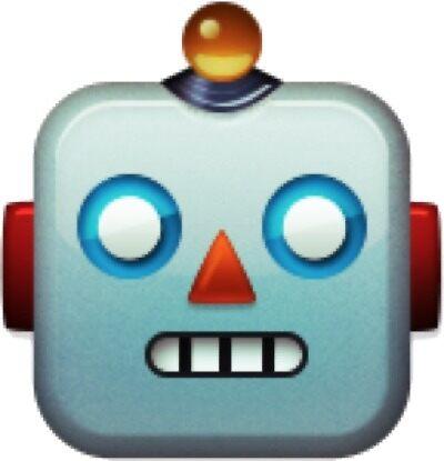 Roboter Gesicht