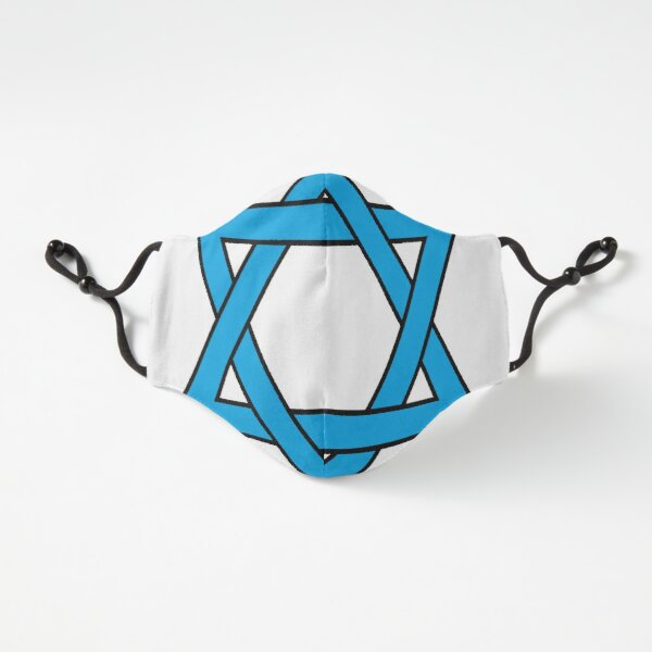 #Star of #David #Clipart #StarOfDavid, Masks Fitted 3-Layer