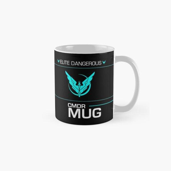 Elite Dangerous - CMDR - Explorer Classic Mug