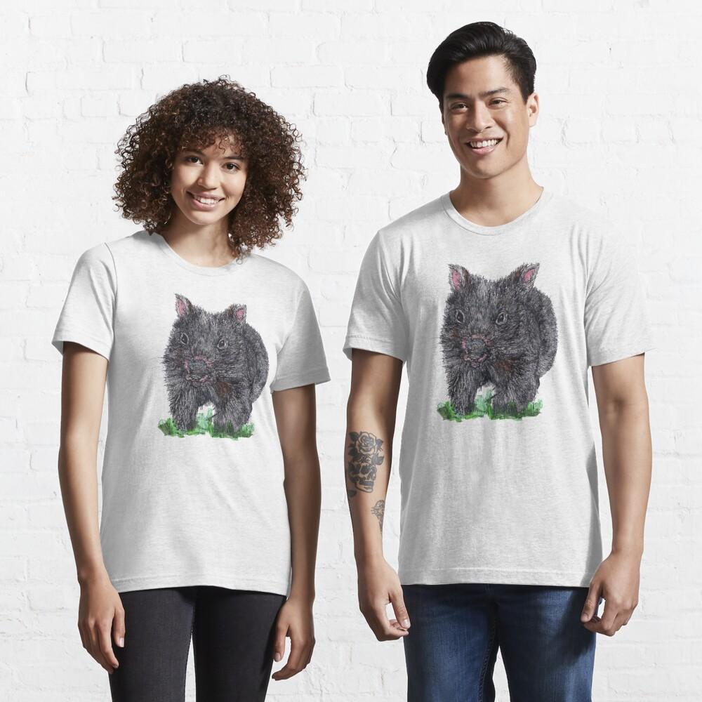 Billie the Baby Wombat Essential T-Shirt