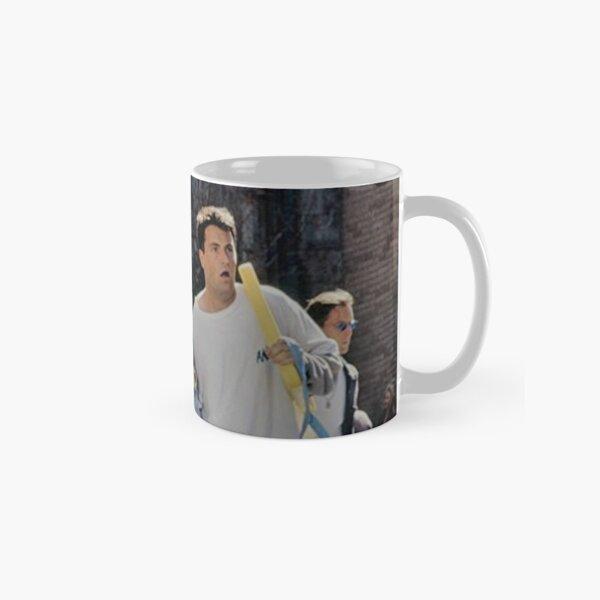 Chandler And Joey Classic Mug