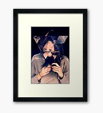 Kaleidoscope Eyes Framed Print